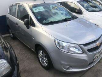 Chevrolet Sail Hatchback 2014 - 53000 km