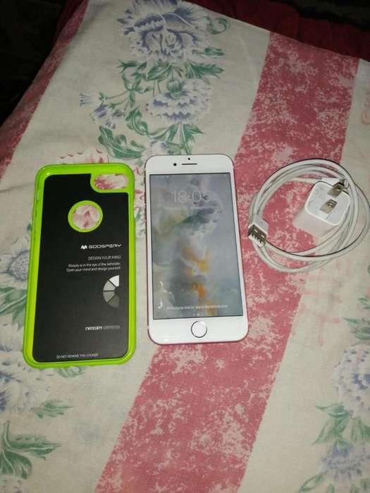 Vendo iPhone 7 De32Gbpor Liberar Banda