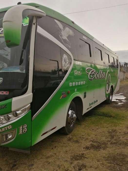 Bus Hino Fg de Venta con Acciones 95000