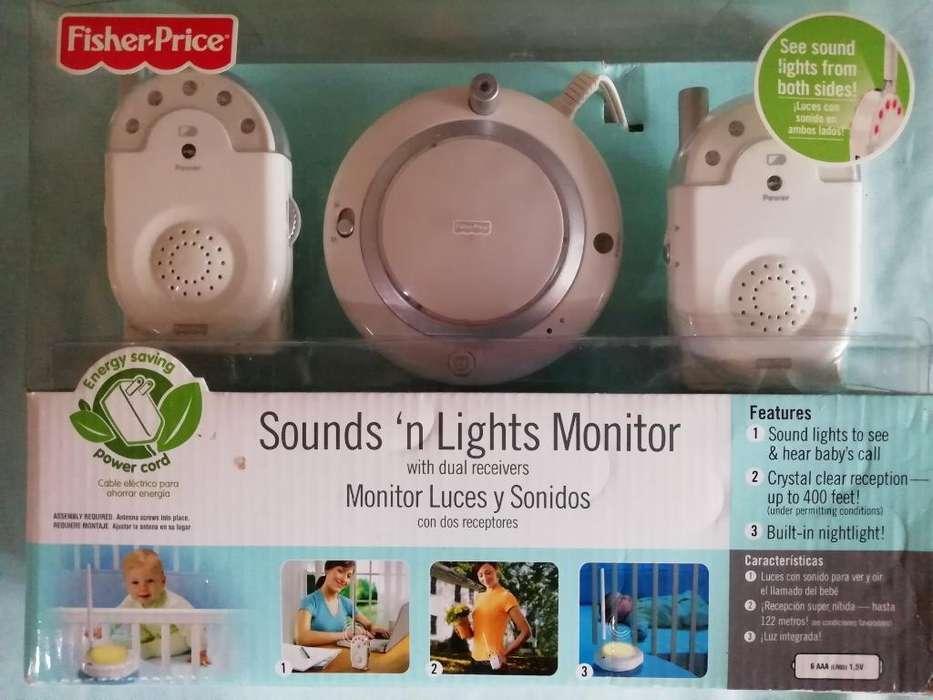 Monitor para El Cuarto de Tu Bebe