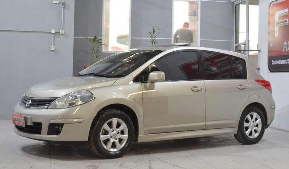 Nissan Tiida 2010 - 157000 km