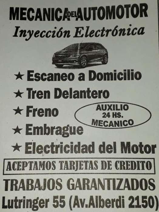 Mecanica Del Automotor