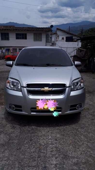 Chevrolet Aveo 2009 - 85000 km