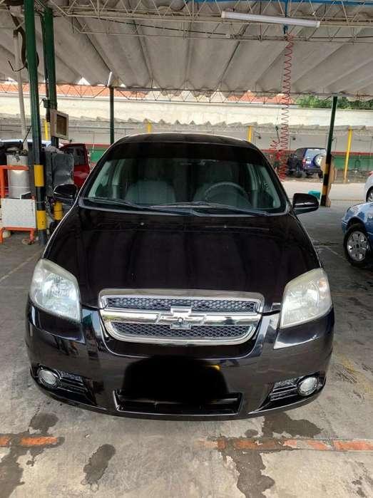 Chevrolet Aveo 2012 - 67000 km