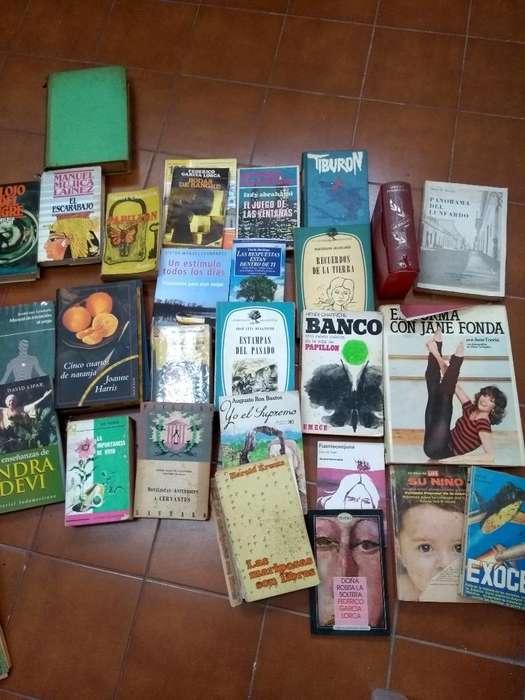 Lote de 40 Libros