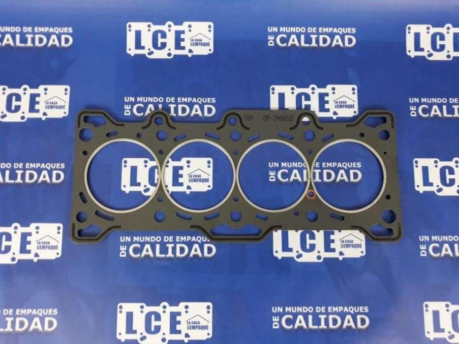 CHEVROLET SPARK 4 CILINDROS EMPAQUE DE CABEZOTE