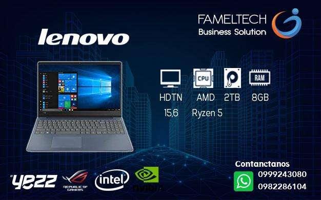 Laptop Lenovo Ryzen