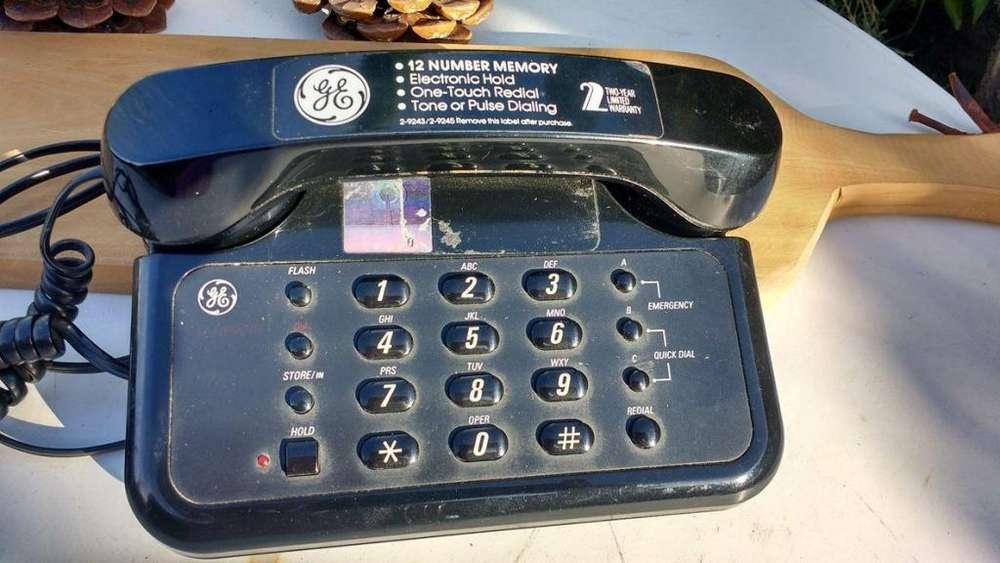 Teléfono Fijo General Electric