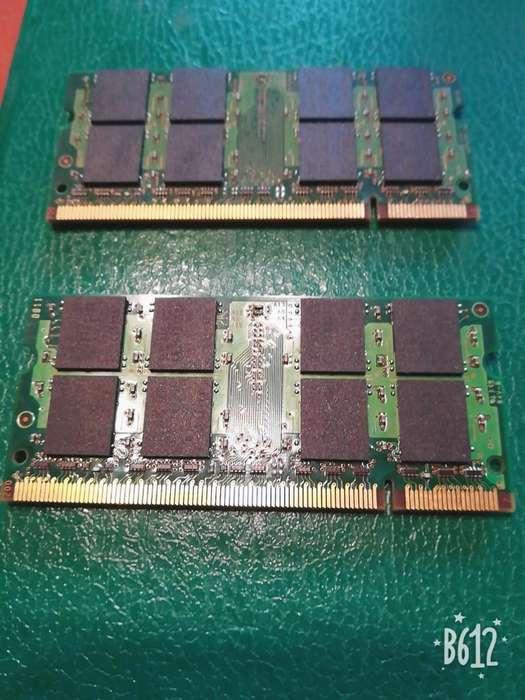 Memoria Laptot Ddr2 2 Gb