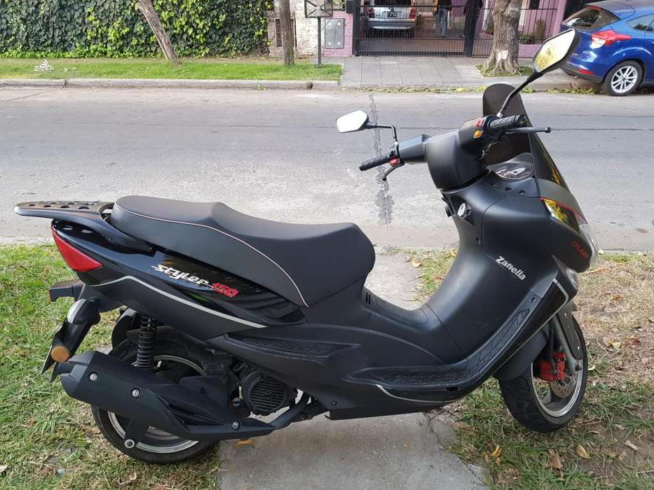 <strong>scooter</strong> Zanella Styler 150