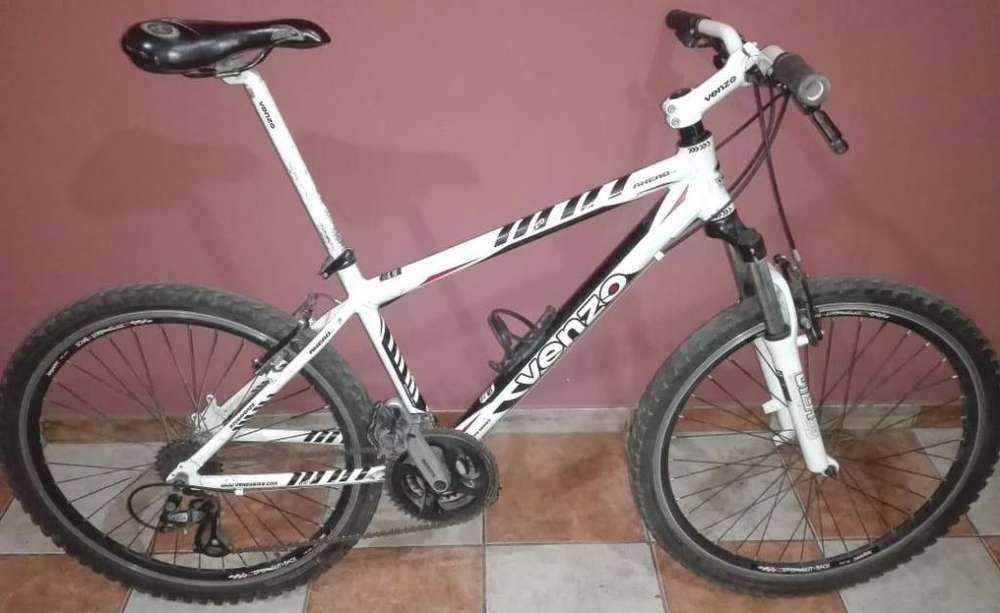 Bicicleta VENZO DAMA