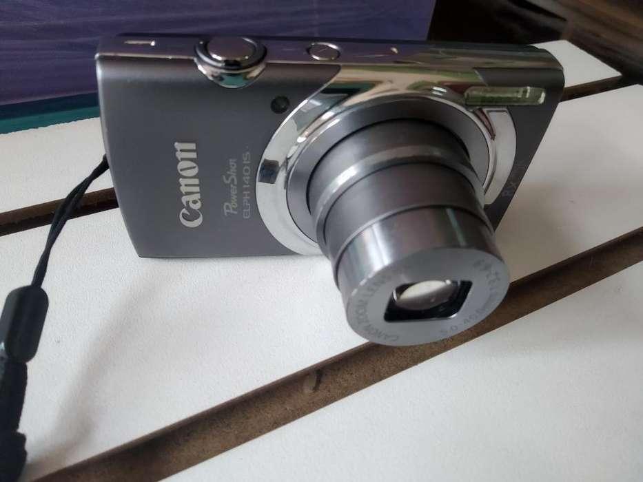 Camara Canon 16 Mpx 8x Zoom Como Nuevo