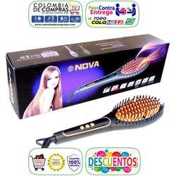Plancha Cepillo Tv Keratina Y Argan Alisa Digital 450ºf, Nuevos, Originales, Garantizados.