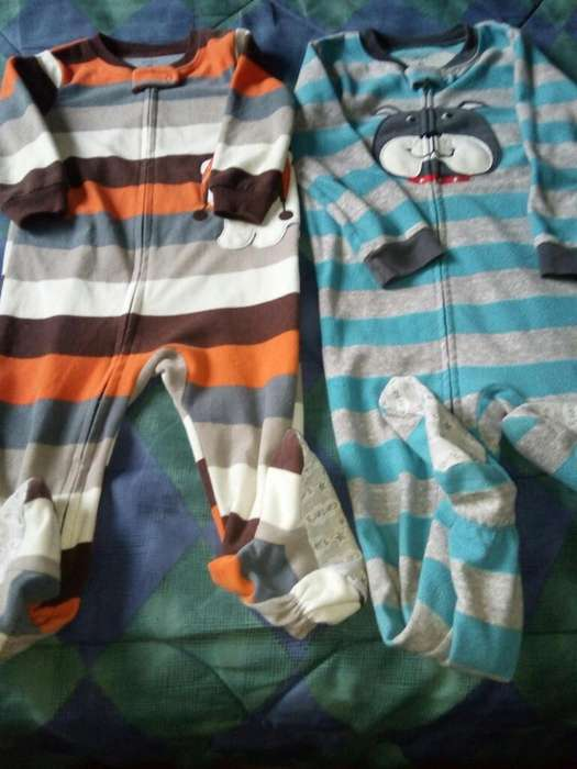 <strong>pijamas</strong> Carter' T.2y4años C/u