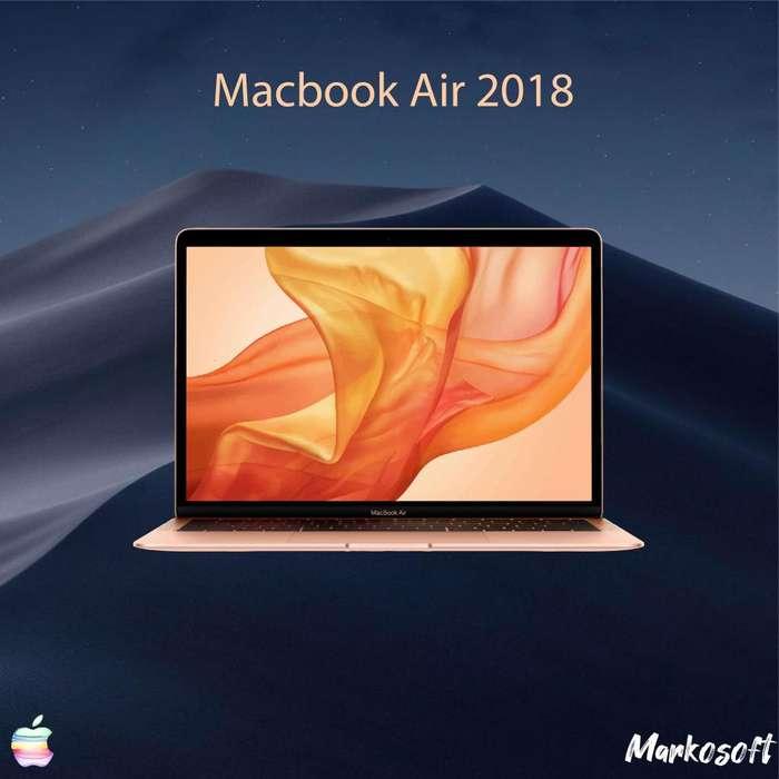 MacBook Air 2018 seminueva