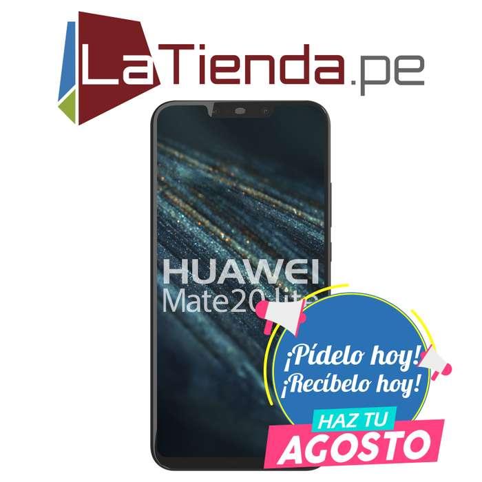 Huawei Mate 20 Lite Selfie Master