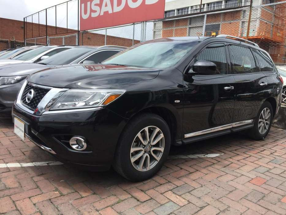 Nissan Pathfinder 2014 - 38000 km