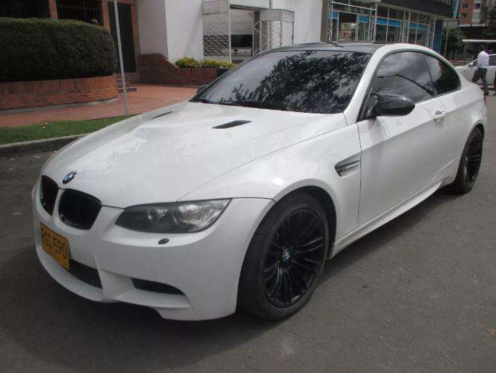 <strong>bmw</strong> M3 2011 - 74660 km