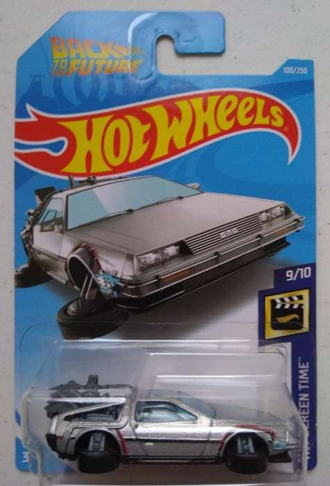 Hot Wheels Time Machine Hotwheels