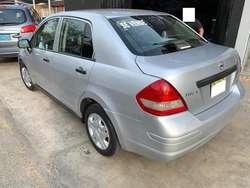 NISSAN TIIDA AÑO 2014 DUAL GNV MOTOR 1.6 A $ 7900