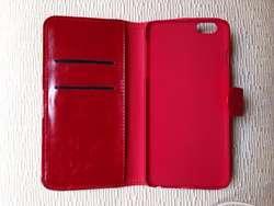 Funda Elegante Cuero iPhone 6plus