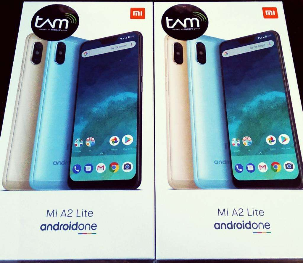 Xioami Mi A2 Lite 64gb Y 4 de Ram Nuevo