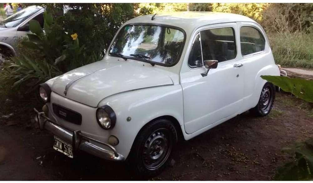Fiat 600 1974 - 111000 km