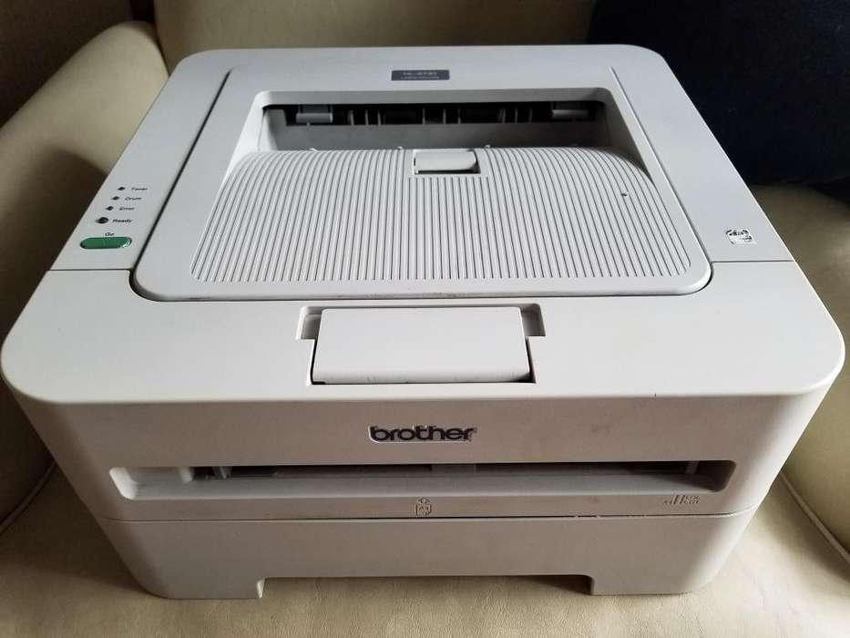 Vendo impresora Brother HL - 2130