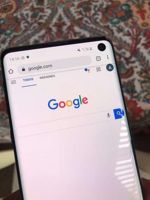 Samsung S10 Libre con Cargador - Permuto