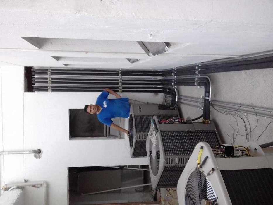 Técnico Refrigeración & Electricista - Refrigeración Automotriz Domicilios
