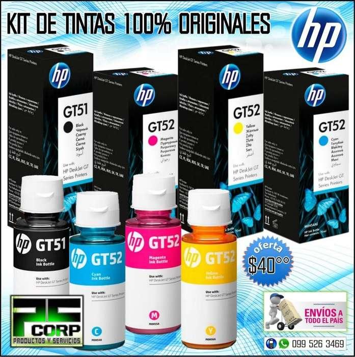 TINTA HP ORIGINAL