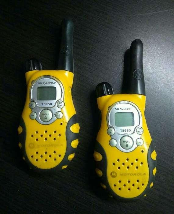 Radios <strong>motorola</strong> Par