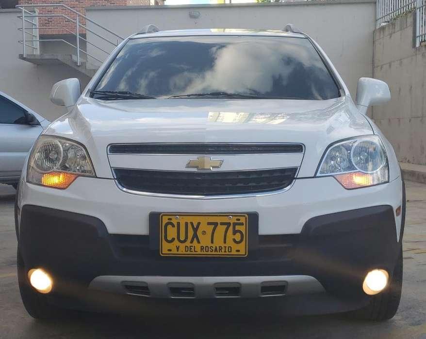 Chevrolet Captiva 2013 - 65400 km
