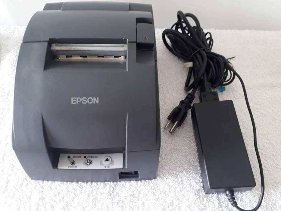 Impresora de punto epson
