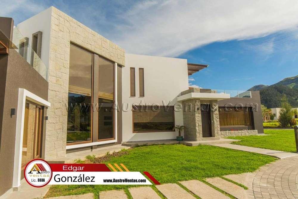 Hermosa casa de lujo en venta en Cuenca Ecuador