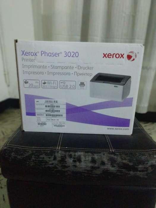 Impresora Laser Xeros