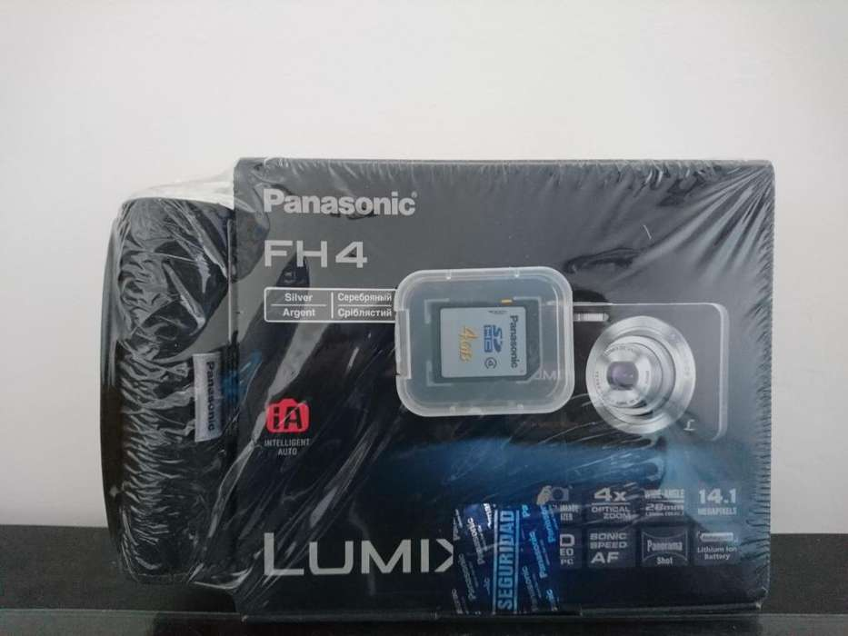 Cámara compacta Panasonic FH4