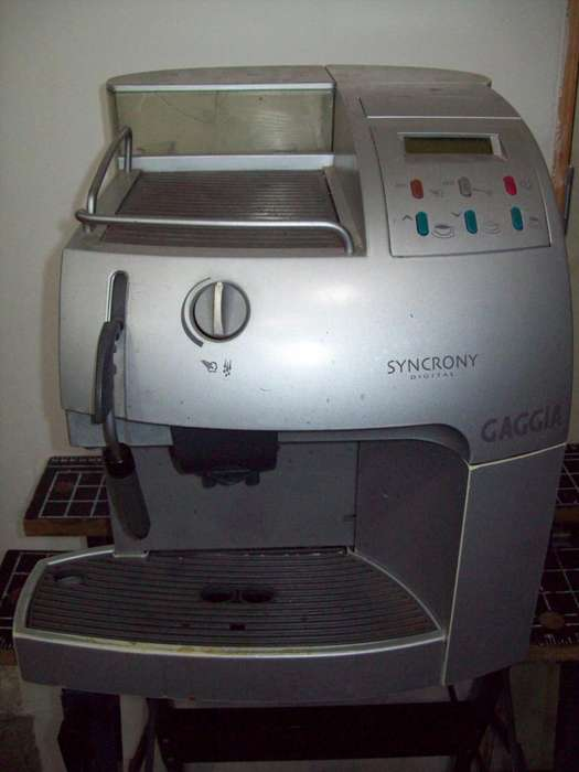 Gaggia Syncrony Digital, <strong>cafetera</strong> superautomatica
