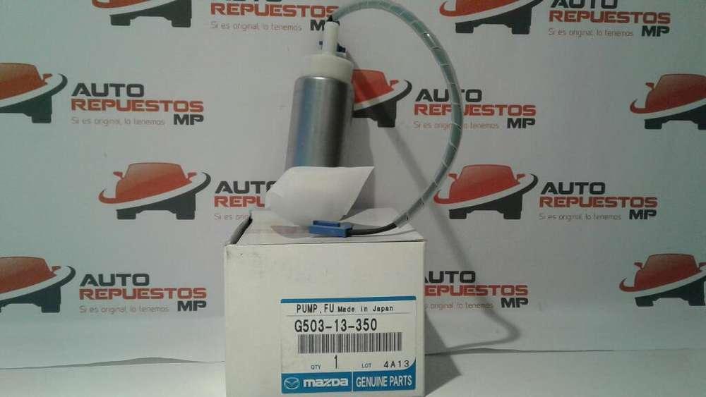BOMBA DE COMBUSTIBLE MAZDA MOTOR 2200 Y 2600 AUTOREPUESTOS MP QUITO NORTE