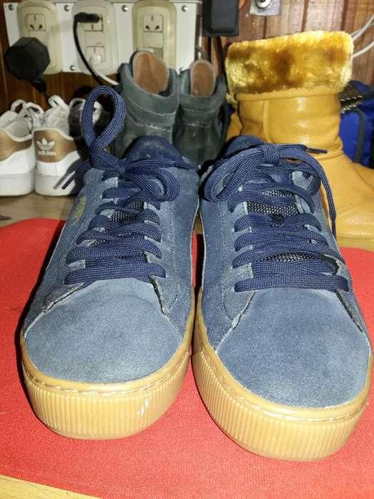 Vdo Zapatillas de Mujer N 40