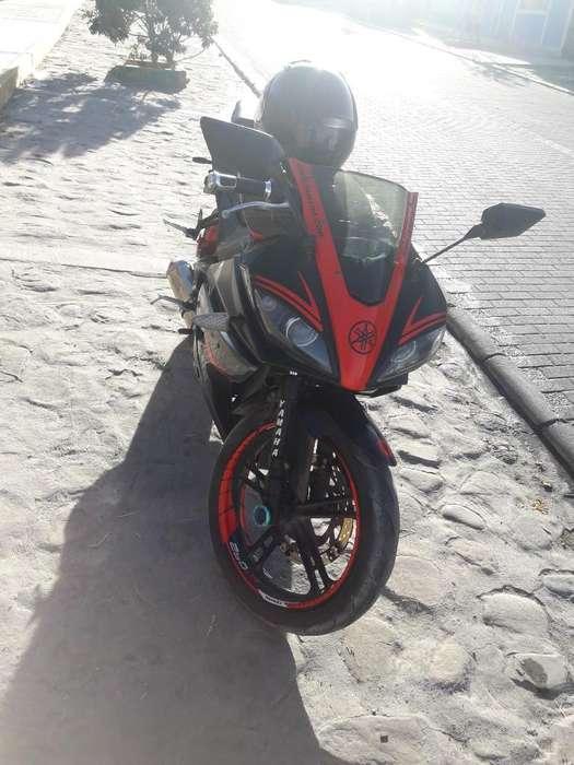 Vendo Moto Foxerz 250