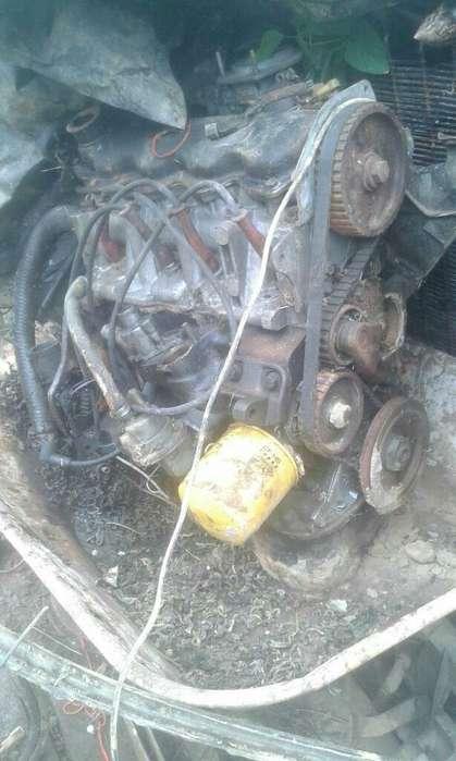 Vendo Motor Fiat 127