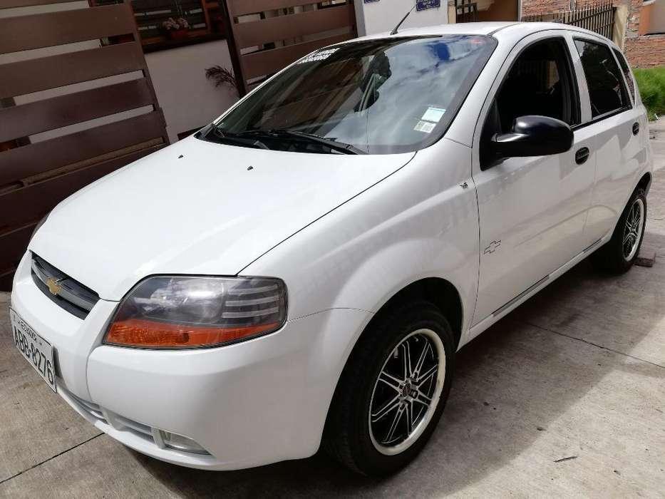 Chevrolet Aveo 2011 - 95000 km