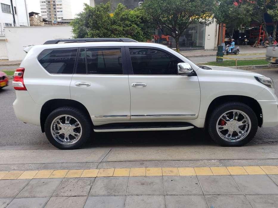 Toyota Prado 2011 - 65000 km