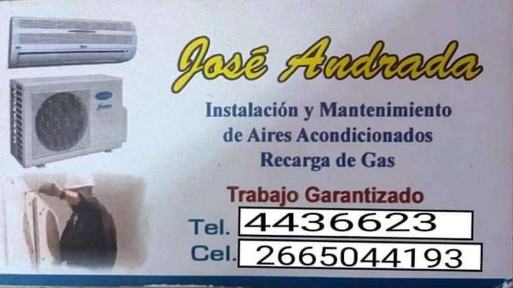 Técnico en Aires Acondicionados Matricul
