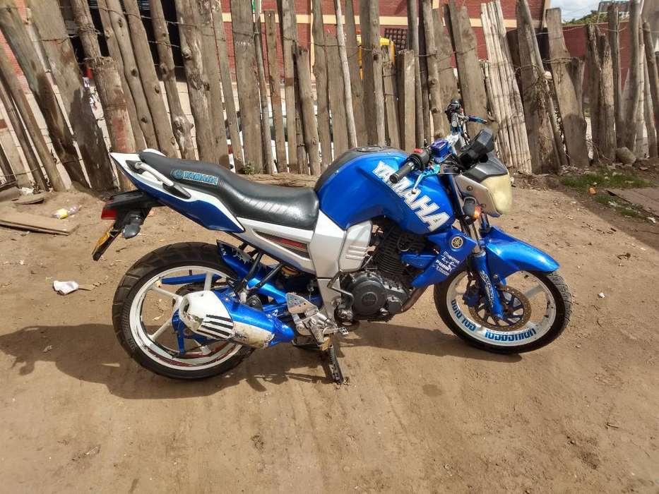 Vendo Fz Yamaha 2010