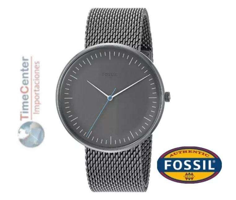 Reloj Fossil Para Hombre, Resistente Al Agua, Fs5470
