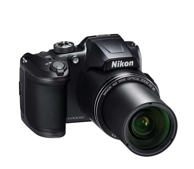 Nueva Camara Nikon B500 Wifi Bluetooth 40x Zoom Full Hd