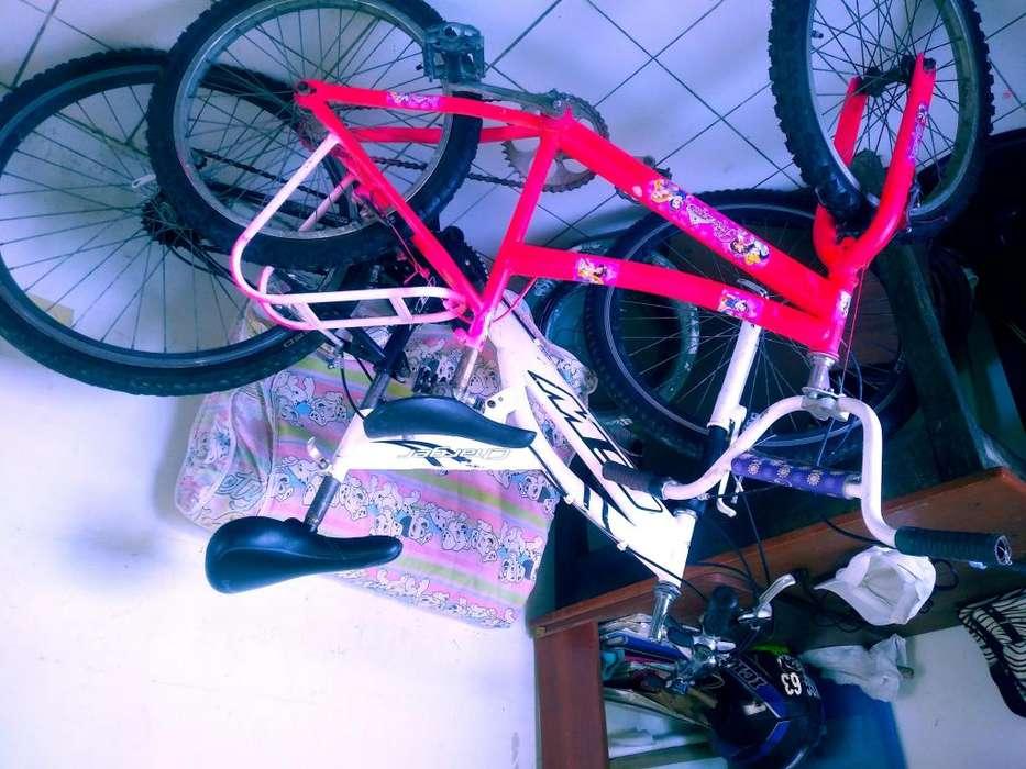 Se vende Bicicleta mediana
