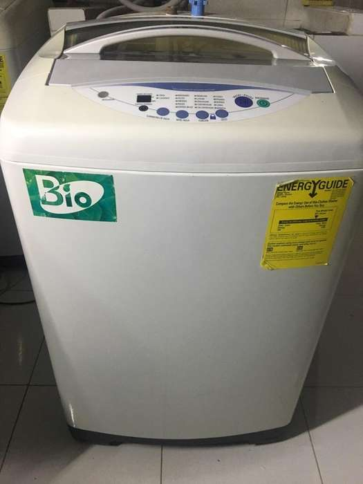 <strong>lavadora</strong> Samsung Bio